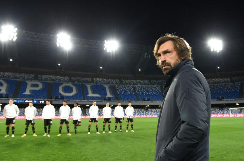 Juventus, Andrea Pirlo (Photo by Francesco Pecoraro/Getty Images)