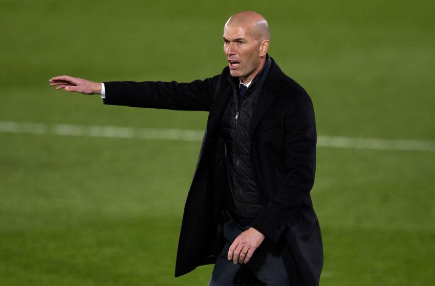 Real Madrid, Zinedine Zidane (Photo by Angel Martinez/Getty Images)