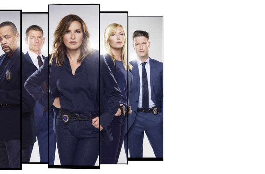 LAW & ORDER: SPECIAL VICTIMS UNIT -- Pictured: