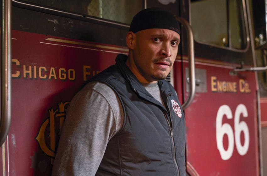 CHICAGO FIRE --