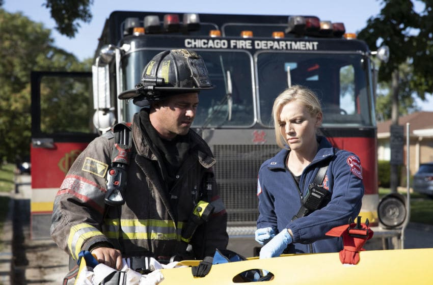 CHICAGO FIRE--