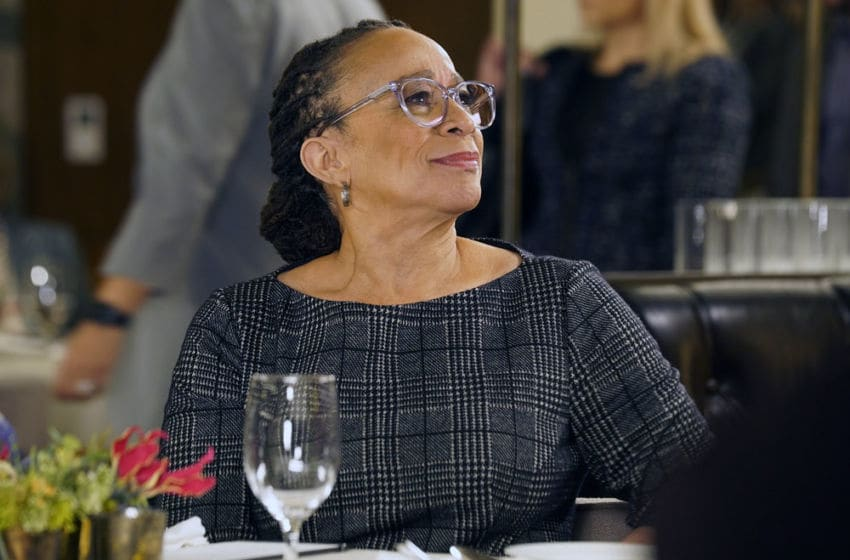 S. Epatha Merkerson in Chicago Med (Photo by: Elizabeth Sisson/NBC)