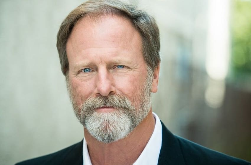Louis Herthum portrayed Pat Halstead, father to Will and Jay, on Chicago Med. Photo Credit: Courtesy of East 2 West Collective.