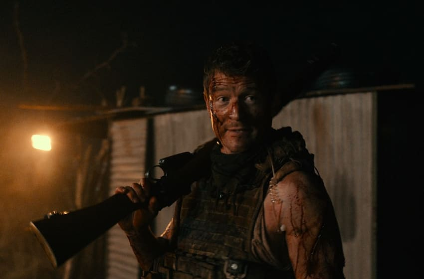 Philip Winchester in Rogue. (Photo Credit: Lionsgate/Courtesy of KWPR.)