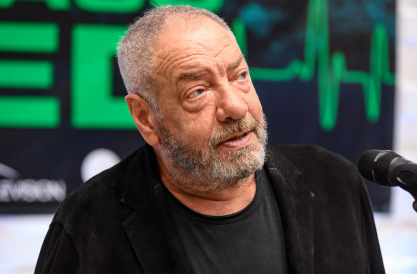 CHICAGO, ILLINOIS - JANUARY 28: Executive Producer Dick Wolf attends the