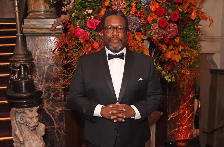 LONDON, ENGLAND - NOVEMBER 24: Wendell Pierce attends the 65th Evening Standard Theatre Awards in association with Michael Kors at the London Coliseum on November 24, 2019 in London, England. (Photo by David M. Benett/Dave Benett/Getty Images)