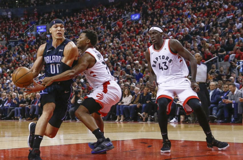 The Orlando Magic's inability to get to the line handicaps their offense. (Rick Madonik/Toronto Star via Getty Images)