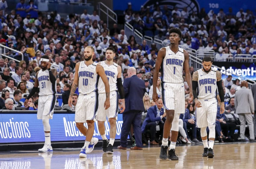 The Orlando Magic can look to previous 7-seeds in the Eastern Conference to map their future. (Photo by Don Juan Moore/Getty Images)