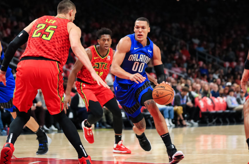With the Orlando Magic picking up their pace, they have unlocked a new level of playmaking from Aaron Gordon. (Photo by Carmen Mandato/Getty Images)