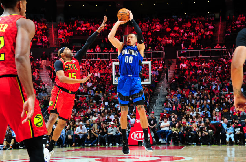 Aaron Gordon and the Orlando Magic have gotten off to a slow start this season. But there are signs of hope and concern. (Photo by Scott Cunningham/NBAE via Getty Images)