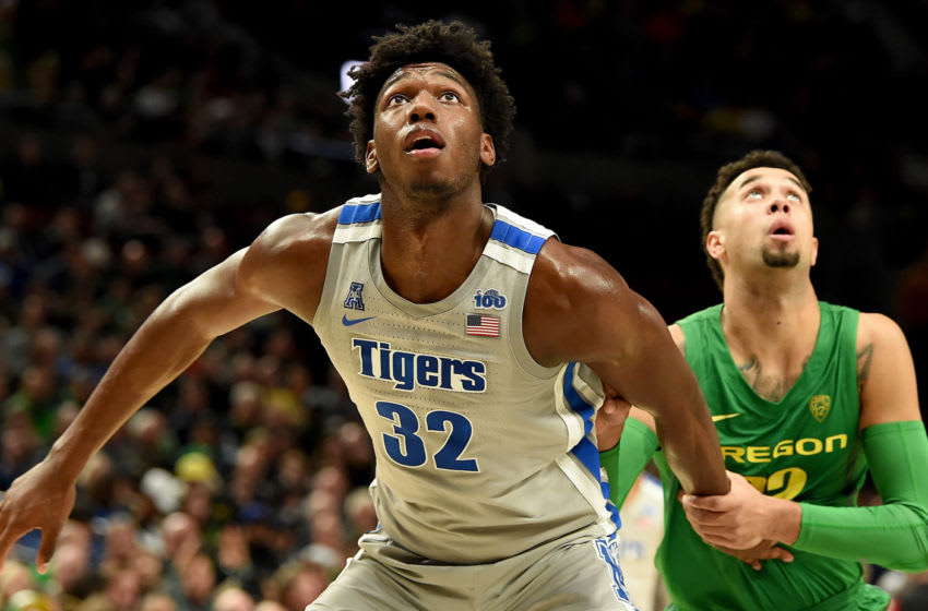 James Wiseman once was considered the top prospect in the Draft. Now he is among a questionable draft class.(Photo by Steve Dykes/Getty Images)