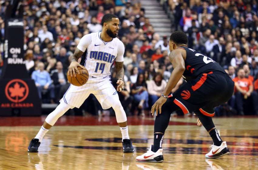 The Orlando Magic had an easier schedule heading home for the 2020 season. But there were still plenty of tough opponents. (Photo by Vaughn Ridley/Getty Images)
