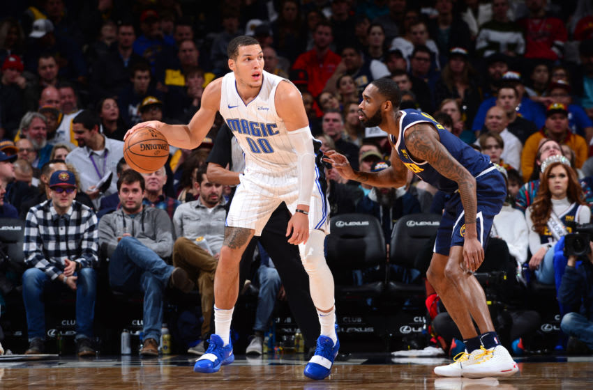 With the Orlando Magic focused on their run to the playoffs now, the team needs to get Aaron Gordon right again. (Photo by Bart Young/NBAE via Getty Images)