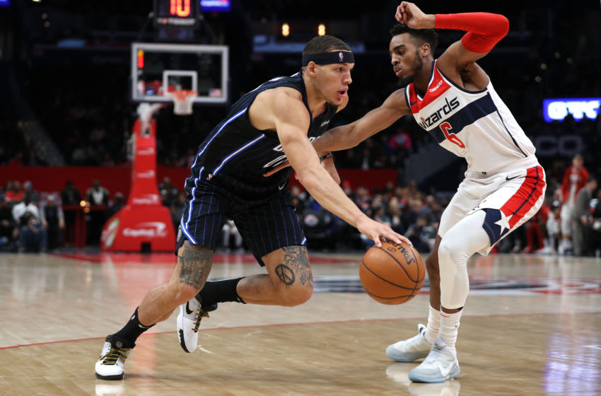 The Orlando Magic will have to battle the Washington Wizards again. (Photo by Patrick Smith/Getty Images)