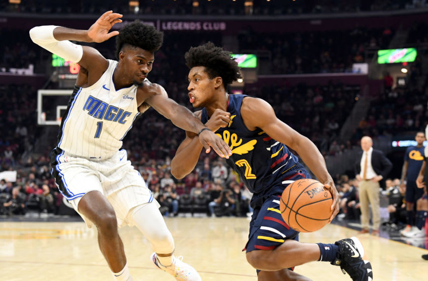 The delay may give Jonathan Isaac and the Orlando Magic the chance to be healthy again. (Photo by Jason Miller/Getty Images)