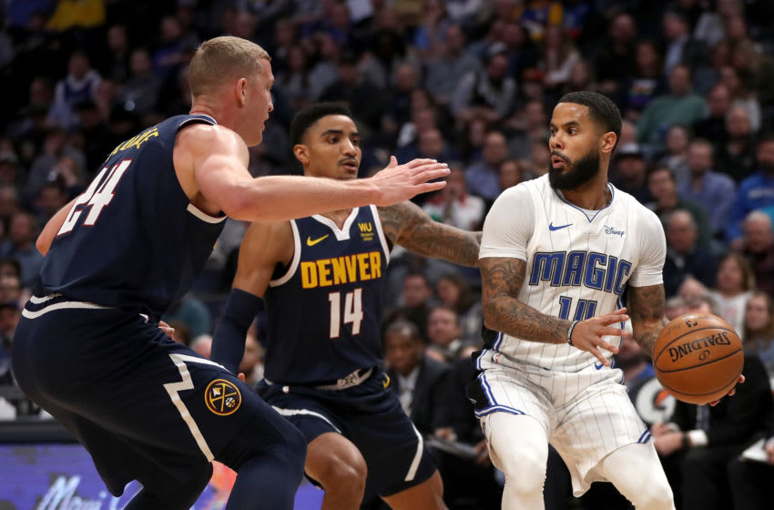 Whether they are ready or not, D.J. Augustin and the Orlando Magic will soon face games to test their progress in the NBA's return. (Photo by Matthew Stockman/Getty Images)