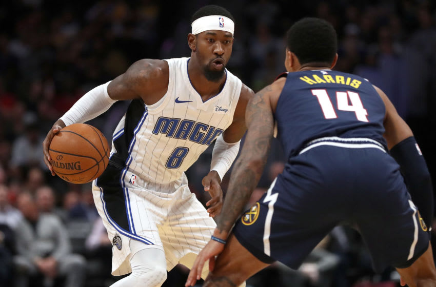 Terrence Ross and the Orlando Magic were hitting their stride when the season shut down. (Photo by Matthew Stockman/Getty Images)