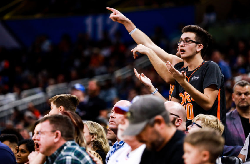 Orlando Magic fans will have to wait even longer to see their team play. The CDC's new guidelines could keep the NBA sidelines a lot longer. (Photo by Harry Aaron/Getty Images)