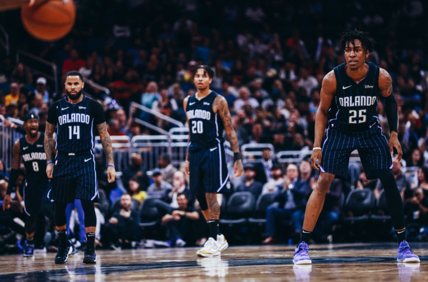Markelle Fultz has become the Orlando Magic's next point guard of the future. But questions are behind him. (Photo by Harry Aaron/Getty Images)