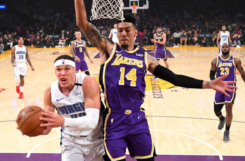 The Orlando Magic will get a chance to face the Los Angeles Lakers one more time in a warmup game for the season. (Photo by Jayne Kamin-Oncea/Getty Images)