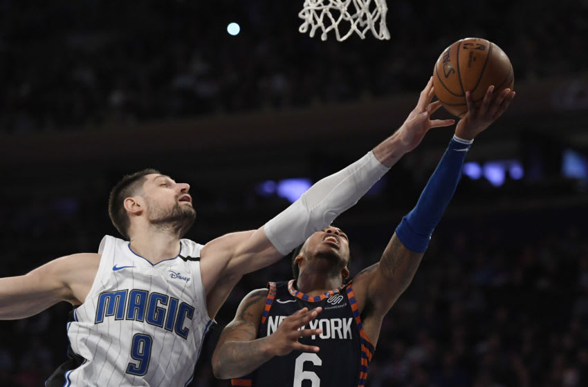 Nikola Vucevic's game continued to evolve as he built off an All-Star appearance in 2019. (Photo by Sarah Stier/Getty Images)