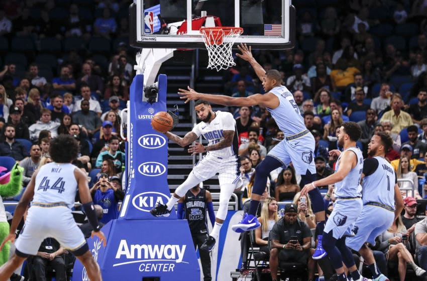 Several Magic players are off to career-worst or near career-worst starts. (Photo by Don Juan Moore/Getty Images)