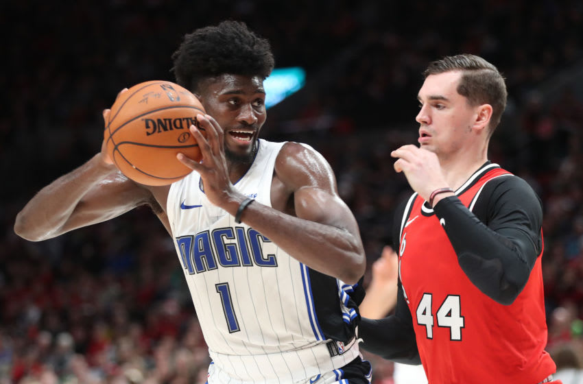 Jonathan Isaac's return has increased optimism and energy around the Orlando Magic. But it should not hide the work they still have left to do. (Photo by Abbie Parr/Getty Images)
