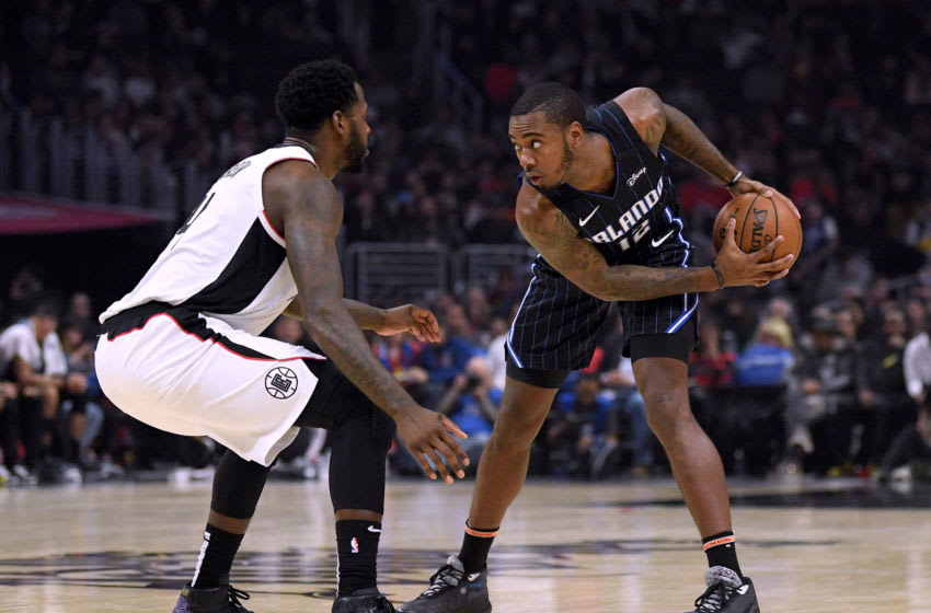 Gary Clark was signed in January to provide the Orlando Magic with more spacing and defense. (Photo by Harry How/Getty Images)
