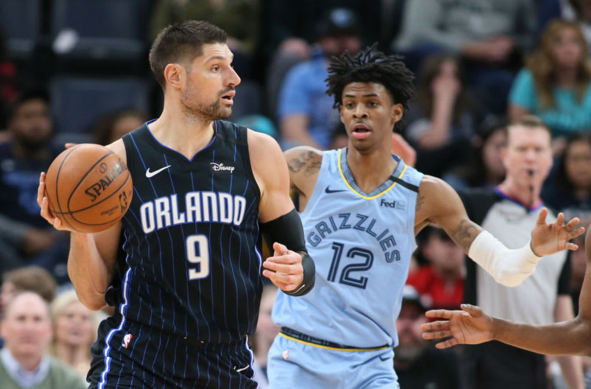 Trying to calculate value in the NBA is a tricky proposition. But after one year, Nikola Vucevic seems to be worth the price. Mandatory Credit: Nelson Chenault-USA TODAY Sports