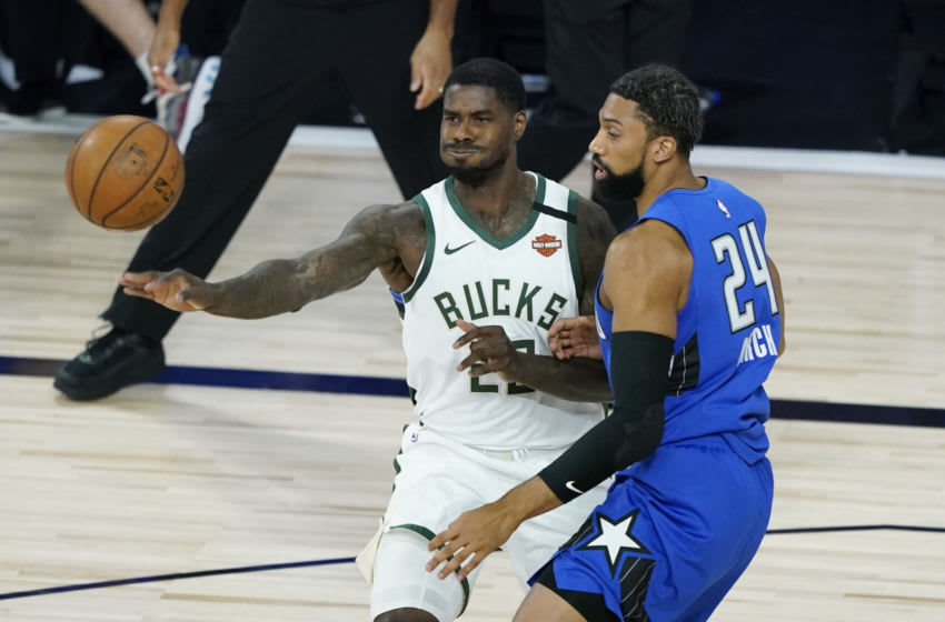 Marvin Williams would be a solid veteran choice to replace Khem Birch in the Orlando Magic's lineup. Mandatory Credit: Ashley Landis/Pool Photo-USA TODAY Sports