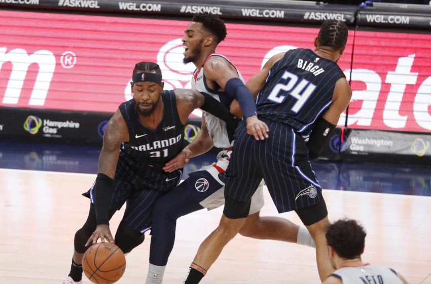 Terrence Ross and Khem Birch have both made major contributions to a second unit that is proving to be a problem for Orlando Magic opponents. Mandatory Credit: Shawn Thew/Pool Photo viaUSA TODAY Sports