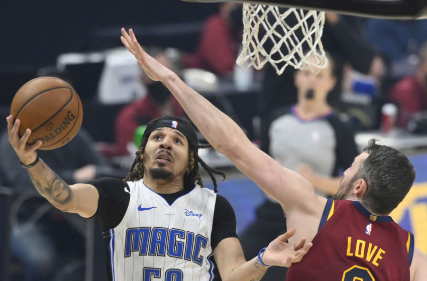 Cole Anthony stepped up in a big way to help lead the Orlando Magic to a needed win. Mandatory Credit: David Richard-USA TODAY Sports