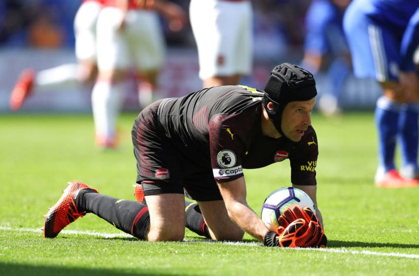Arsenal: No Feeling Sorry For Petr Cech