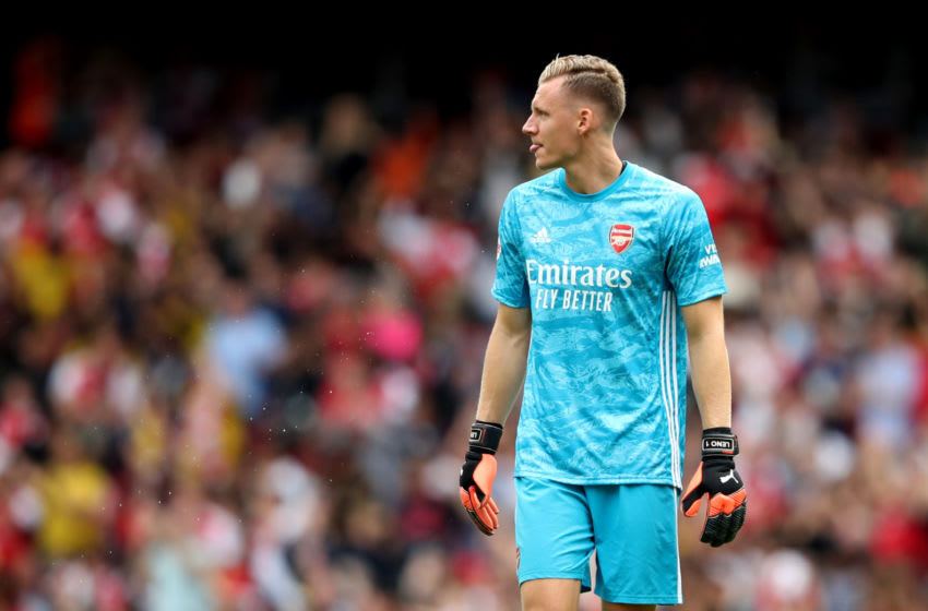 Arsenal, Bernd Leno (Photo by Alex Pantling/Getty Images)