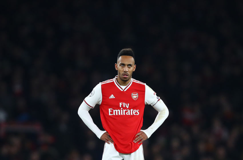 Arsenal, Pierre-Emerick Aubameyang (Photo by Julian Finney/Getty Images)