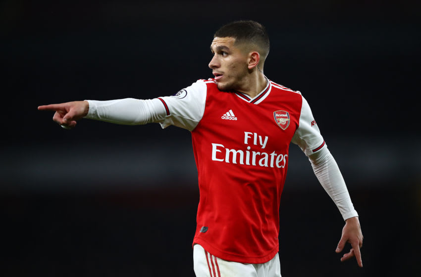 Arsenal, Lucas Torreira (Photo by Julian Finney/Getty Images)