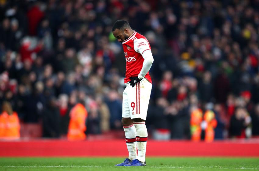 Arsenal, Alexandre Lacazette (Photo by Julian Finney/Getty Images)