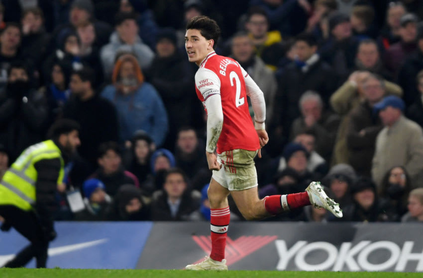 Arsenal, Hector Bellerin(Photo by Mike Hewitt/Getty Images)
