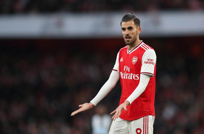 Arsenal, Dani Ceballos (Photo by James Williamson - AMA/Getty Images)