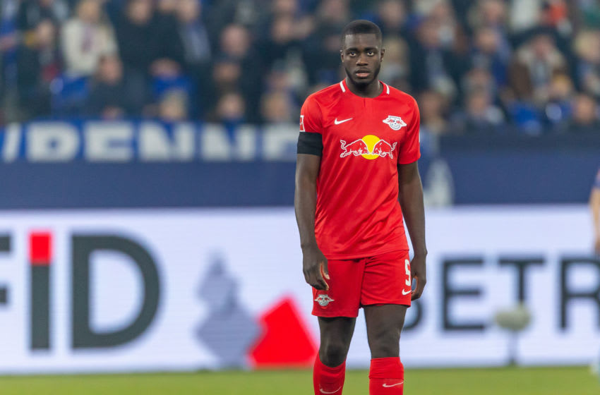 Arsenal, Dayot Upamecano (Photo by Mario Hommes/DeFodi Images via Getty Images)
