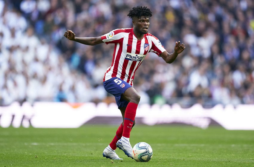 Arsenal, Thomas Partey (Photo by Quality Sport Images/Getty Images)