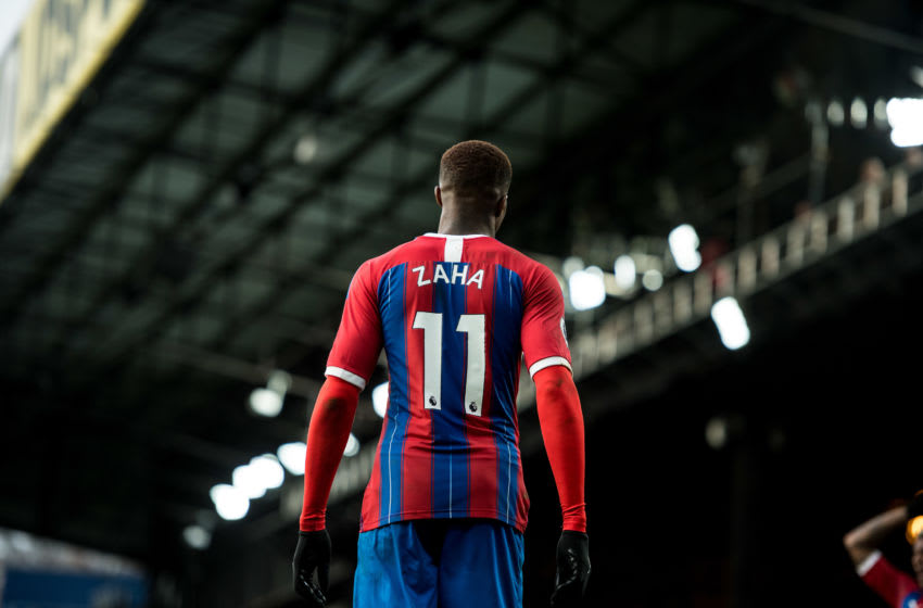 Arsenal, Wilfried Zaha (Photo by Sebastian Frej/MB Media/Getty Images)