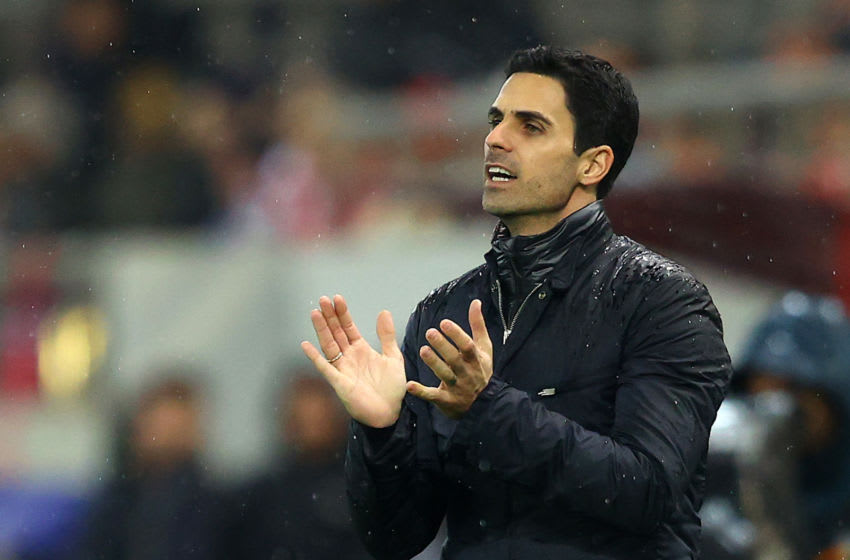 Arsenal, Mikel Arteta (Photo by Richard Heathcote/Getty Images)