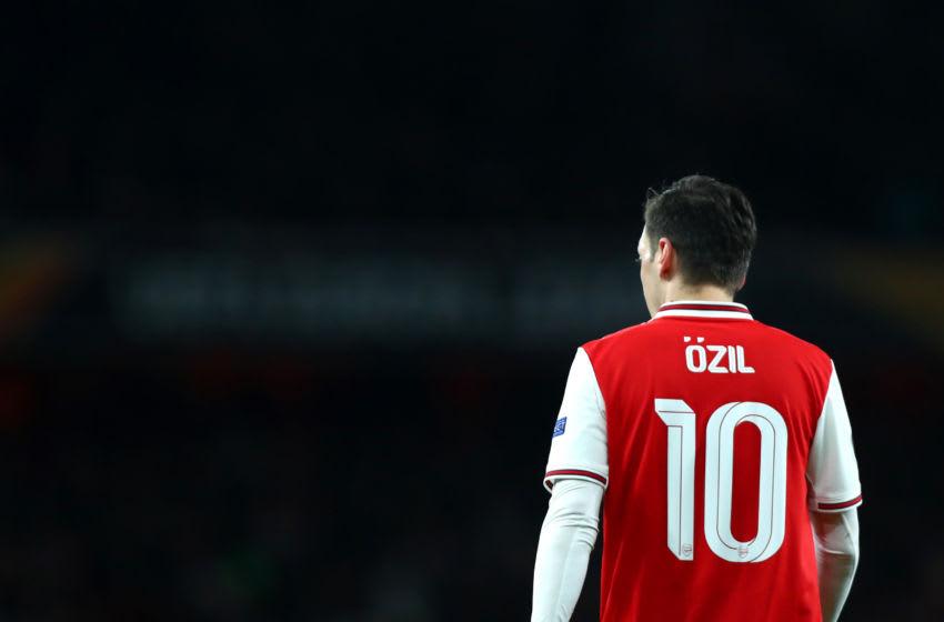 Arsenal, Mesut Ozil (Photo by Chloe Knott - Danehouse/Getty Images)