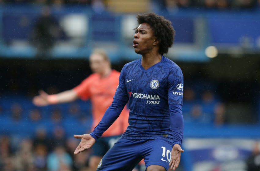 Arsenal, Willian (Photo by Robin Jones/Getty Images)