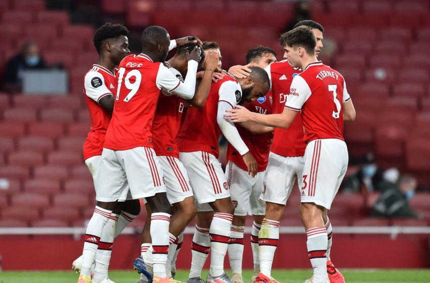 Arsenal (Photo by GLYN KIRK/POOL/AFP via Getty Images)