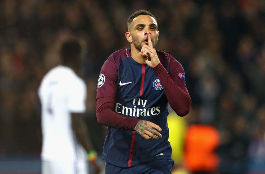 Arsenal, Layvin Kurzawa (Photo by Dean Mouhtaropoulos/Getty Images)