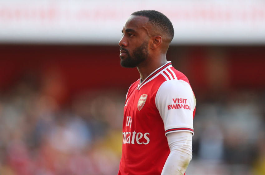 Arsenal, Alexandre Lacazette (Photo by Catherine Ivill/Getty Images)