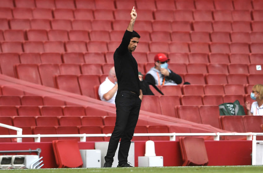 Arsenal, Mikel Arteta (Photo by Neil Hall/Pool via Getty Images)
