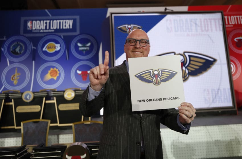David Griffin New Orleans Pelicans(Photo by Jeff Haynes/NBAE via Getty Images)